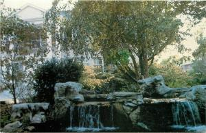 Nashville Tennessee~Trevecca Nazarene College Living Waters Cascade 1960s