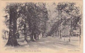 Alle de Sept-Heurs, Spa (Liege), Belgium, 1900-1910s