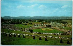 Williamsport, Pennsylvania Postcard LITTLE LEAGUE WORLD SERIES Lamade Field 1968