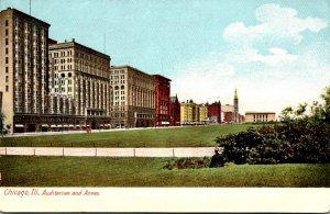 Illinois Chicago Washington Park Refectory 1906