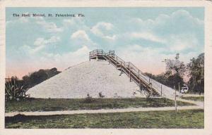 Florida Saint Petersburg The Shell Mound 1920