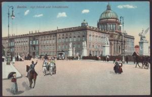 Castle,Berlin,Germany Postcard