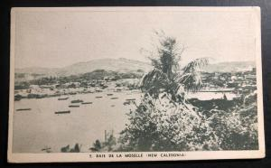Mint New Caledonia Real Picture Postcard RPPC Valley Of Moselle