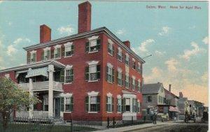 SALEM , Massachusetts, 1900-10s; Home for Aged Men #2