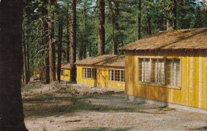 California Pine Cottages