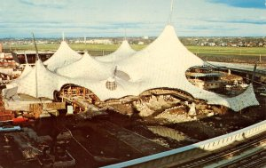 Canada - Quebec, Montreal. Expo 67, Pavilion of Germany