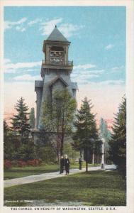 The Chimes, University of Washington, SEATTLE,  Washington, 10-20s