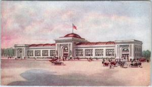 WINONA, Minnesota  MN   WATKINS ADMINISTRATION BUILDING  c1910s  Postcard