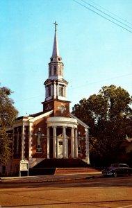 Alabama Ozark First Methodist Church