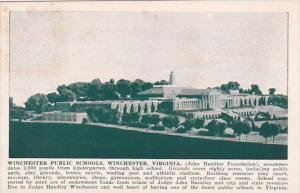 Virginia Winchester Public Schools