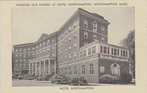 Massachusetts Northampton Wiggins Old Tavern At Hotel Northampton Hotel