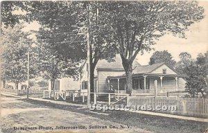 Deaconess Home - Jeffersonville, New York