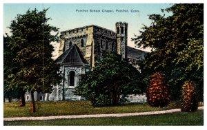 Connecticut Pomfret ,  Pomfret School Chapel