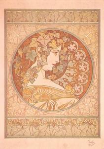 Alphonses Mucha - Art