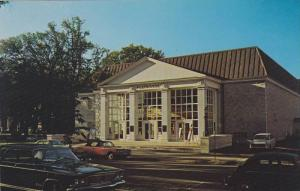 Exterior,The Playhouse, Fredericton, New Brunswick, Canada,40-60s