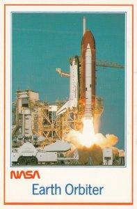 SPACE ; Nasa Earth Orbiter , 1980s