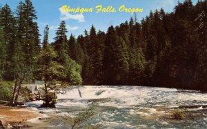 OR - Umpqua Falls