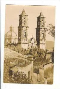 Real Photo: Agencia de Excelsior, Mexico, 1930s PU