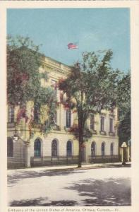 Embassy of the United States of America, Ottawa,  Ontario, Canada, 00-10s