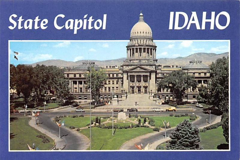 State Capitol Building - Boise, Idaho