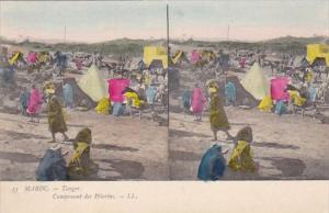 Morocco Tanger Campement des Pelerins