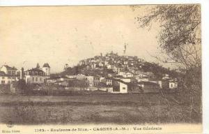 Vue Generale, Cagnes (Alpes Maritimes), France, 1900-1910s