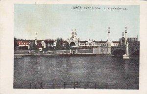 Belgium Liege Expo 1905 Vue Generale