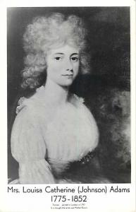 RP of Portrait of Louisa Catherine Adams, Wife of John Quincy Adams, President
