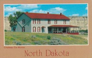 North Dakota Medora Chateau De Mores