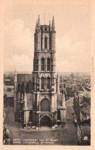 Cathedrale St-Savon,Gand,Belgium BIN