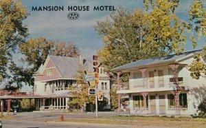 BUFFALO , Wyoming , 1950-60s ; Mansion House Motel