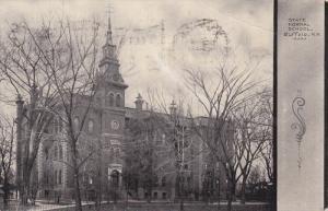 State Normal School, BUFFALO, New York, PU-1909