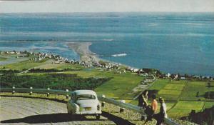 Scenic Lookout, Roadside View, Belvedere Halfway Up Mount Saint Joseph, Looki...