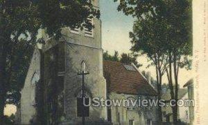 Presbyterian Church in Holley, New York