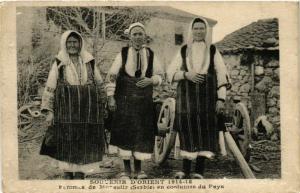 CPA AK Souvenir d'Orient. MONASTIR BITOLA Femmes MACEDONIA SERBIA (709236)