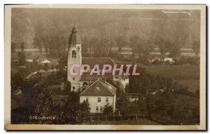Old Postcard Stechovice