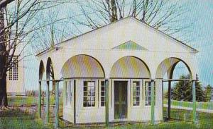 David Willson's Study , Temple of Peace , SHARON , Ontario , Canada , 40-60s