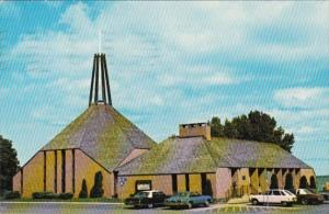 Michigan Mackinaw City Church Of The Straits 1985
