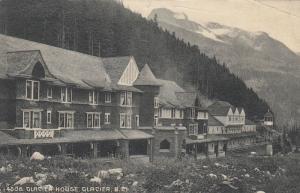 Glacier House , British Columbia , Canada , 1911