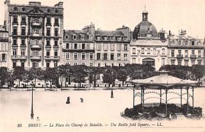 Brest France La Place du Champ de Bataille Brest La Place du Champ de Bataille