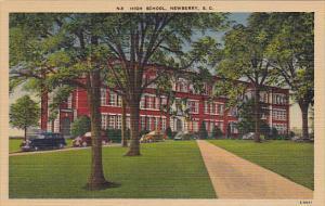 High School Newberry South Carolina