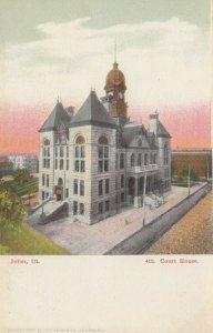 JOLIET , Illinois, 1901-07 ; Court House