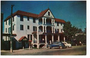 Rawdon Inn , RAWDON , Quebec , Canada , 40-50s