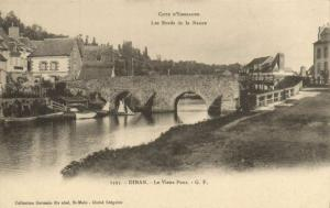 CPA DINAN - Le Vieux Pont (104317)