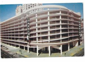 World's Finest Parking Garage 1960s San Francisco CA 11 Floors
