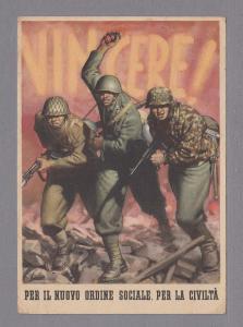 postcard II war