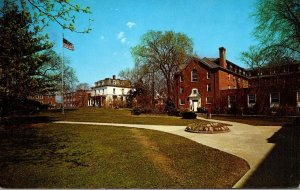 Massachusetts Quincy Wollaston The Campus Eastern Nazarene College Founded 1918