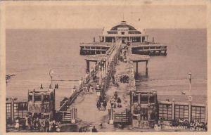 Belgium Blankenberge Le Pier