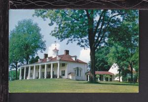 Mount Vernon.VA Postcard BIN
