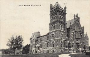 Court House, Woodstock,  Ontario, Canada, 00-10s